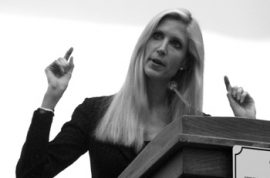 Foreign Relations; Ann Coulter is not(ever) wanted in Canada.