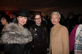 Maya Romanoff celebrates 40 years with Architectural Digest Magazine.