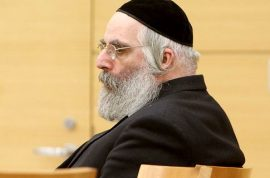 Rabbi Baruch Lebovits is going to be spending a very long time behind bars.
