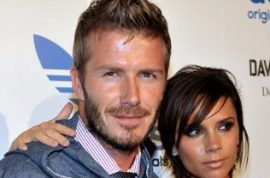 The problem with being married to Victoria Beckham.