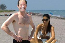Eliot Spitzer once downed 3 hot sluts in one day.