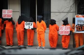 Does it make sense to now send George W Bush to Guantanamo?