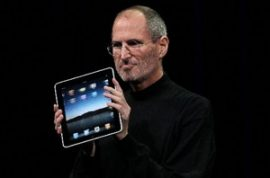 Apple turns a nice 'trick' during the recession courtesy of its I-pad.