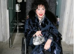 Elizabeth Taylor set to marry her butler.