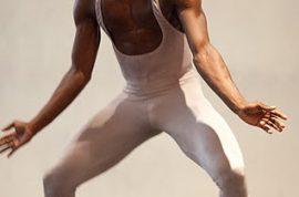 "Martha Graham Dance Company's rehearsal of ""Political Dance Project"""