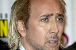 Does  anyone know what happened to Nicolas Cage's hair?