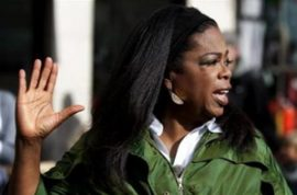 New Book Claims Oprah Full of Shit.