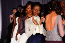 """""""I am Brooklyn,"""" (BKFW) Brooklyn Fashion Weekend 2010- a delicious disaster."""