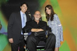 AOL and Chuck Close's launch of the Project on Creativity.