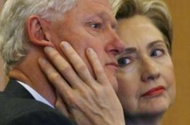 Bill Clinton decides to raffle himself off to pay off Hillary's debt.