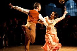 Martha Graham Dance Company Gala, 2010.