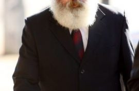 People who look like Santa aren't supposed to be racist murders, but sometimes they are…
