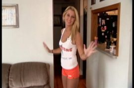 Hooters fires Cassie Smith because she was fat.