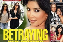 It's confirmed Kim Kardashian is a media loving fame whore.