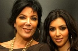 Kris Jenner to Continue Trend & Whore Out Grand Children.