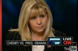 Liz Cheney wants to investigate everybody except her daddy.