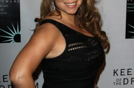 Mariah Carey is Pregnant.