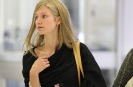 Model Charlotte Lindstrom finally leaves drugs, hit men and jail behind.