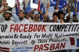 Muslims don't like Facebook.
