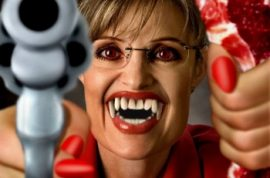 Sarah Palin; We're all Arizonians now.
