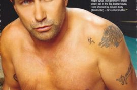 Stephen Baldwin is always better looking than you.