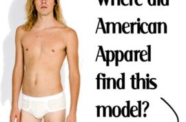 American Apparel wants to let you know you need to be photogenic before they hire you.