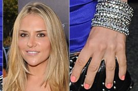 Is Brooke Mueller about to leave Charlie Sheen?