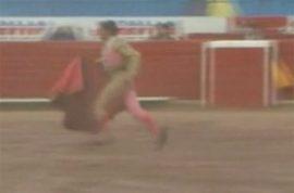 Christian Hernandez realizes he wasn't made to be a matador.
