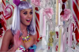 "Katy Perry Premieres: ""California Gurls"" Video and it hurts."