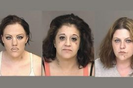 Have you met the Dearborn Michigan Burger Eyeliner Robbery team yet?