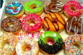 National Donut Day: Get your FREE Donuts!