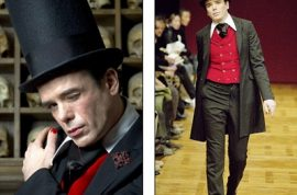 The last dandy- Sebastian Horsley.
