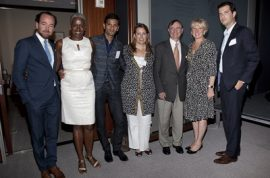 Maison France Panel Discussion at Hearst Tower