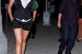 David Spade & Padma Lakshmi Knocking Boots?