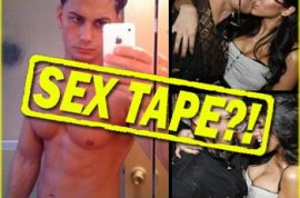 Shhh…Pauly D has a Sex Tape.