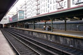 Shatonia Spencer is killed by an oncoming Q train.