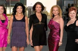 Is it a crime that the Housewives of NY make $6777 more per episode than their cronies in NJ?