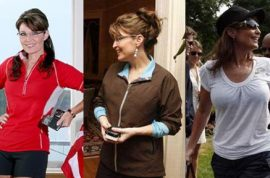 Did Sarah Palin get a breast implant?