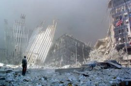 The remains of 72 people found at the world trade center.