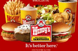 Isn't it time you had a fist fight with the fast food workers at Wendys too?