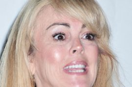 Dina Lohan….Shut Up!