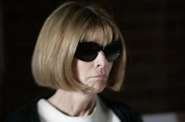 It's now going to cost you $30 000 to have dinner with Anna Wintour.