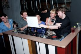 So you want to DJ? 'Spun' at the Foundation.