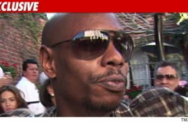 Why did Dave Chappelle 'bug' out on a private plane?