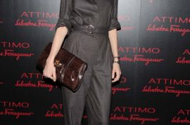 Salvatore Ferragamo and Dree Hemingway give you GLAM and ATTIMO.