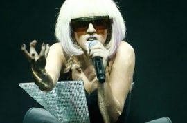 """Gaga. Fascinating """"Free"""" Dame."""