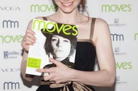 Moves Magazine's Summer Launch Party.
