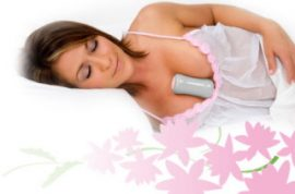 Ladies- isn't it time you started using the 'kush' between your breasts while you sleep?