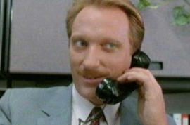 Ferris Bueller's Jeffrey Jones took a Day off and got Arrested.