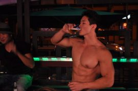 It's time to salivate over the Asian version of the Jersey Shore- 'K- town.'